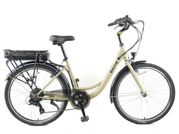 "Viking Vision 17"" eBike 36Volt 250w 7 Speed Traditional Electric Bike"